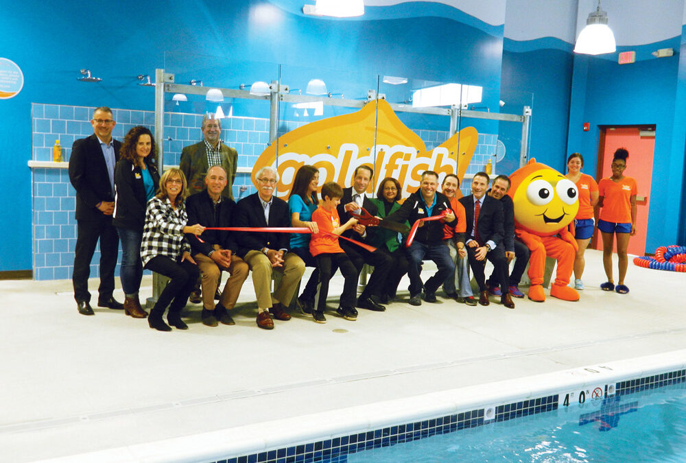 Goldfish Swim School Celebrates Grand Opening in Livingston