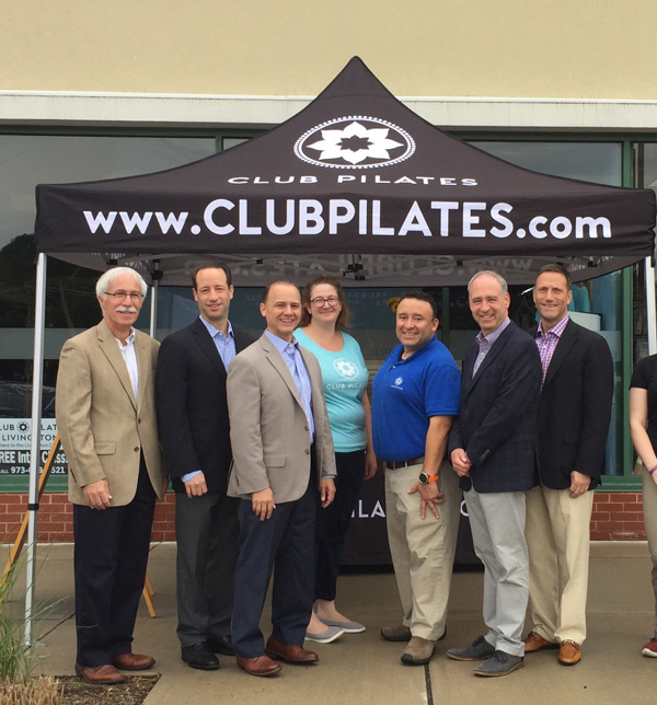 Club Pilates Livingston Celebrates Grand Opening at The Shoppes at the Livingston Circle with Ribbon Cutting